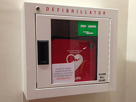 AED in case