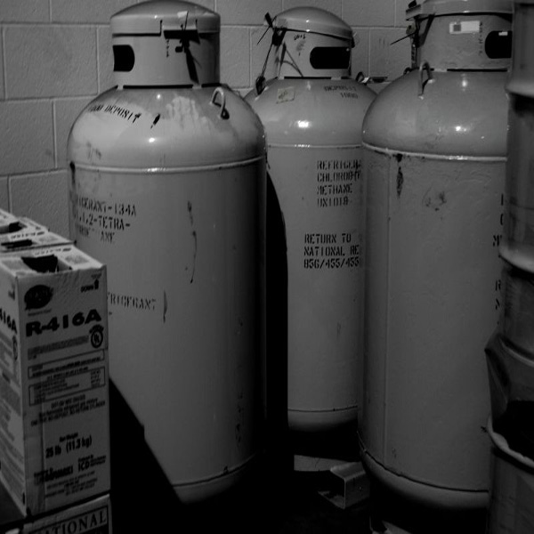 Refrigerant Cylinders