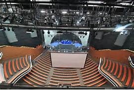 theatre view from ceiling